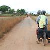 Beautiful countryside riding between Heho and Pindaya