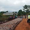 Road work on the way to Pindaya