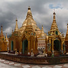 2500 year-old Shwedagon Pagoda is the country's most sacred Buddhist site