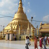 inside the Pagoda area