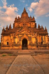 """Temples of Bagan. #2. 16"""" x 24"""""""