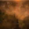 Fog in Myanmar