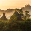 Sunsrise in Myanmar
