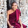 Contemporary Monk