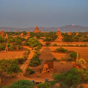 Temples of Bagan #10