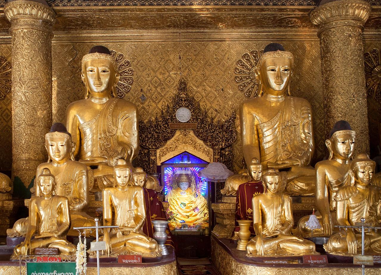 Two Buddhas.