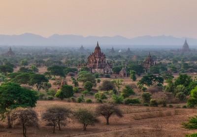 Temples of Bagan #11