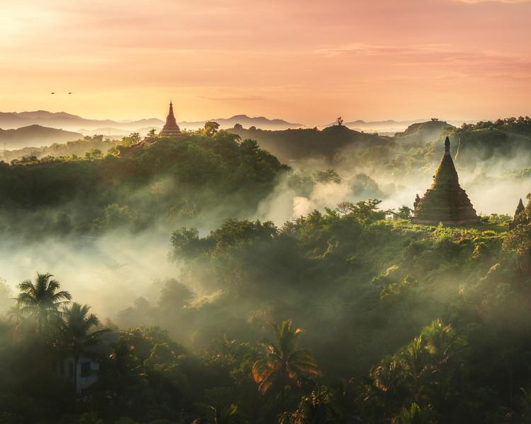 Misty Myanmar