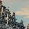 Detail of carvings, Ananda Temple, Bagan, Myanmar