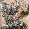 Detail-2, Sulamani temple, Bagan, Myanmar