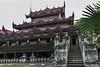 Shwenandaw Kyaung (Teak Temple) Monastery