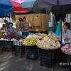 Street-fruit-stand,-Yangon,-Burma