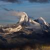 climbing Rotgrat, Alphubel (4206m)