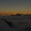 Climbing Dom (4545m)