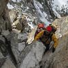Climbing l'Arrêt Cosmique