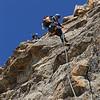 "Climbing ""Les trois surblombs"""