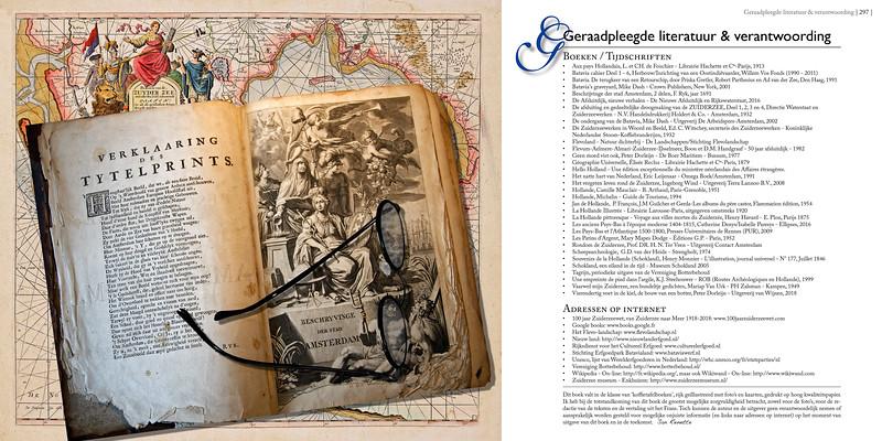 Mijn Holland Tussen land en Zee - literatuur