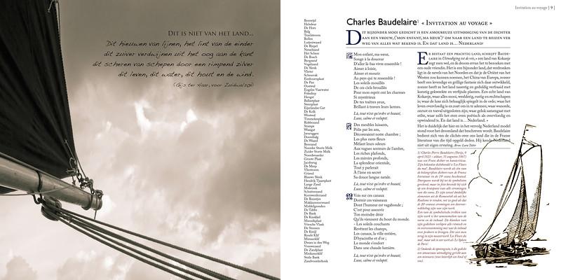 Charles Baudelaire, Invitation au voyage