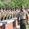 Took this on graduation day at Parris Island a couple of weeks ago. I would hate to get on his wrong side !