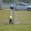 Took some pics of my grandson today at his soccer game.....aren't you supposed to be able to see the ball coming??