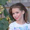 My grand daughter wanted pics taken while she still had make-up on from her photo shoot earlier.