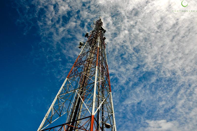 Communications tower Bali