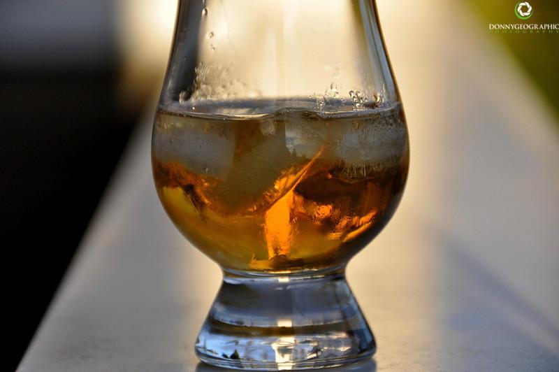 Talisker in a fine glass