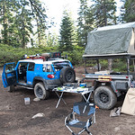 Camp on the Rubicon