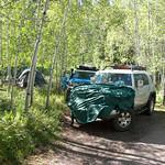 Camp at Rudi