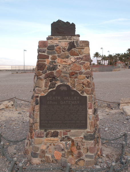 Death Valley Monument
