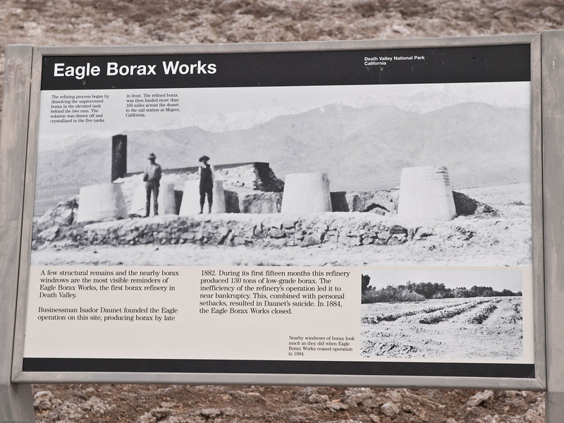 info about Eagle Borax Works