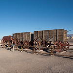 40 Mule Team Wagon