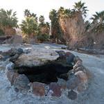 Lower warm springs water source