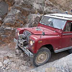 Old rover in Dedeckera