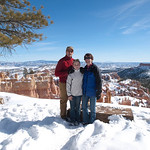 Dawsons at Bryce Canyon