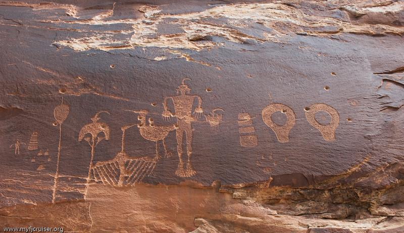 Butler Wash Rock Art