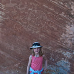 LJ and Arch Canyon Rock Art