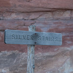 Top of Silver Stairs