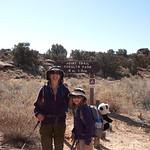 Joint Trail - Trail Head