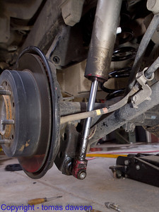 Spring Suspension Repairs and Upgrades