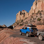 On the Burr Trail