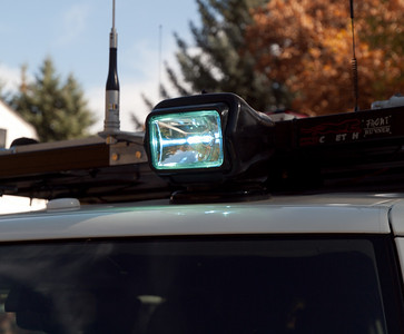 Golight Stryker HID installed