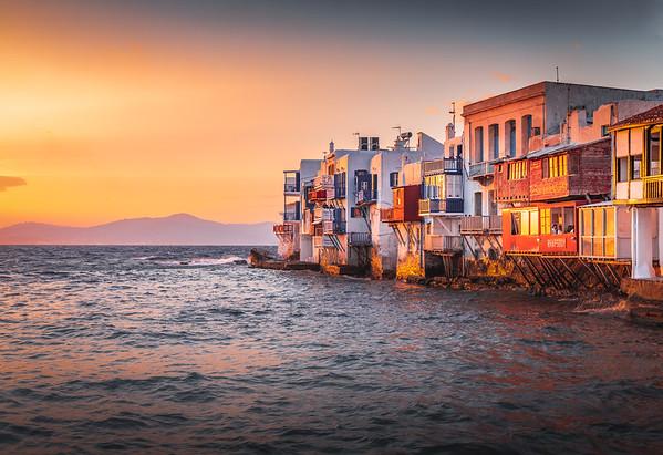 Mediterranean Rhapsody! - Mykonos, Greece