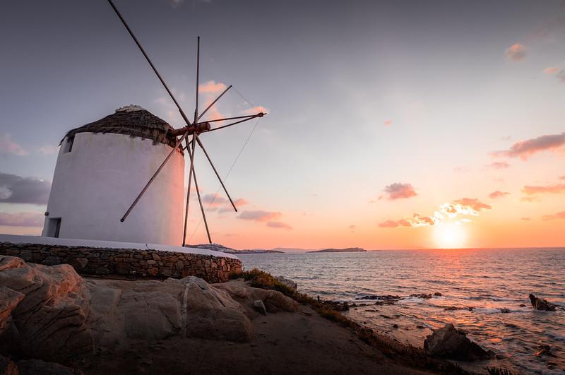 Kato Milli - Mykonos, Greece