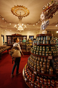 Fortnum and Masson - London June 2013