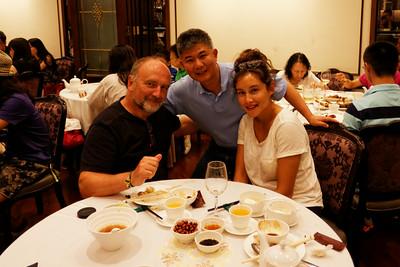 With Liu Hong Bin