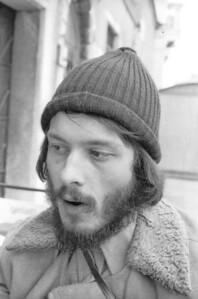 Olivier my cousin, Venice 1974
