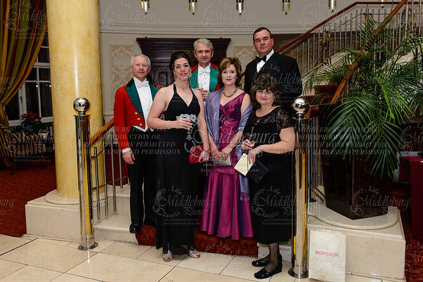 Meath Hunt Ball, with our great friends!