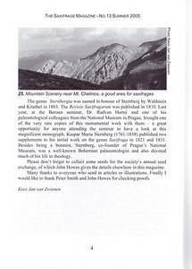 Editorial, Summer 2005, p4
