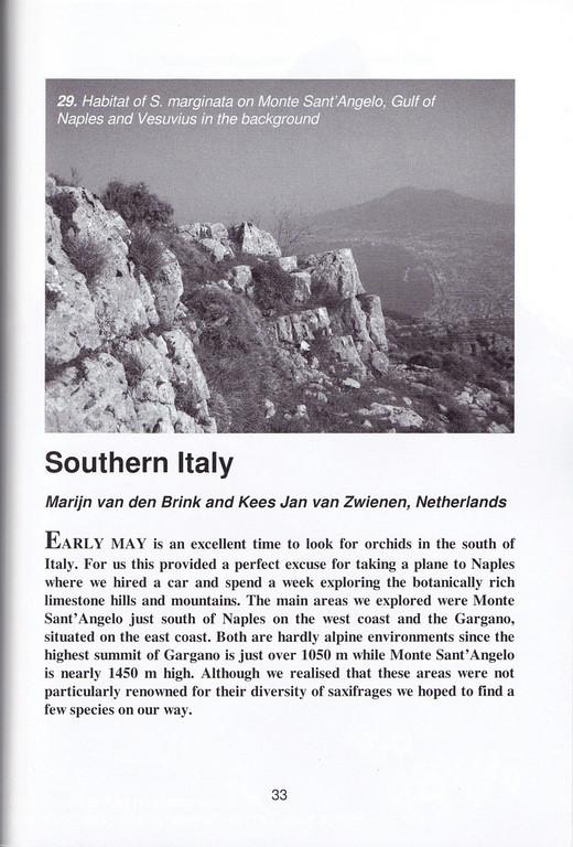 Southern Italy, Marijn van den Brink and Kees Jan van Zwienen, Summer 2006